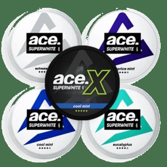 Ace Superwhite Mixpack