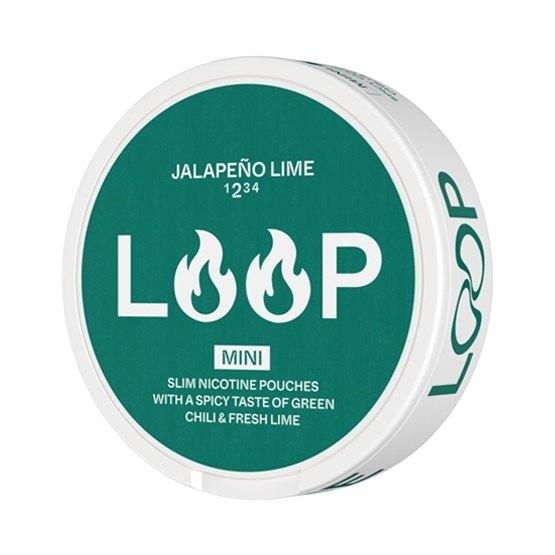 LOOP Jalapeno Lime Mini All White Portion