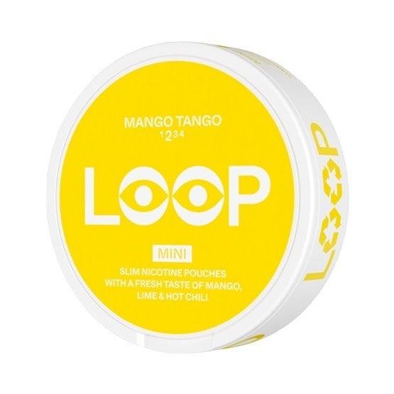 LOOP Mango Tango Mini All White Portion