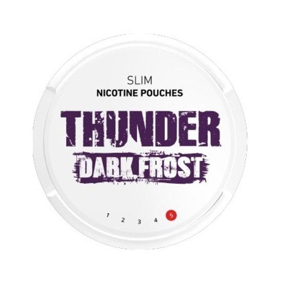 Thunder Dark Frost Slim Extra Strong All White Portion