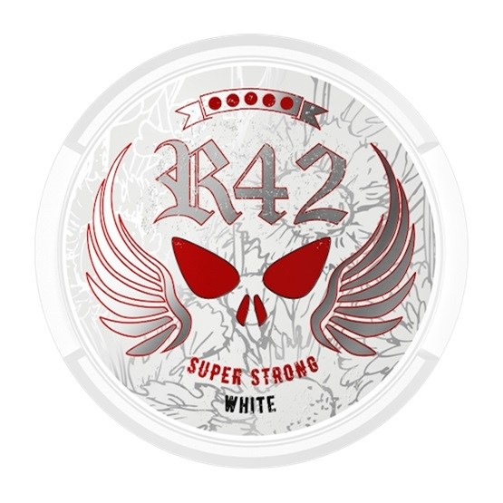 R42 Super Strong White Portion