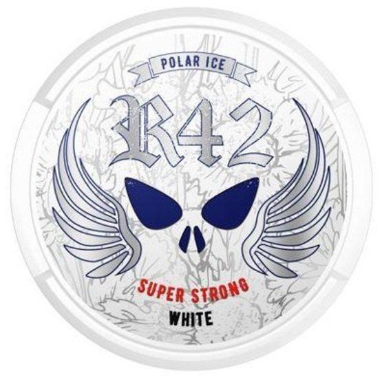 R42 Polar Ice White Portion
