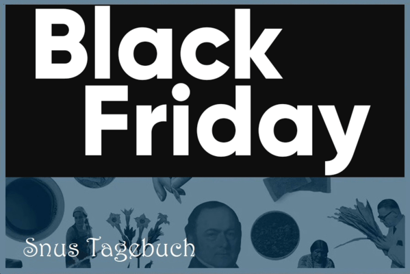 Black Friday & Black Week 2020 beim SnusMarkt!