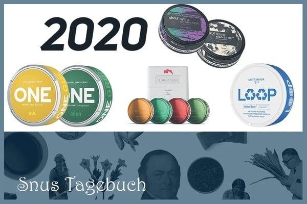 Das Snusjahr 2020