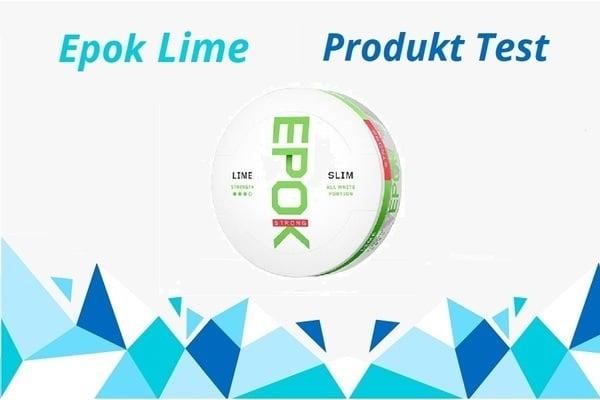Epok Lime Slim Produkttest