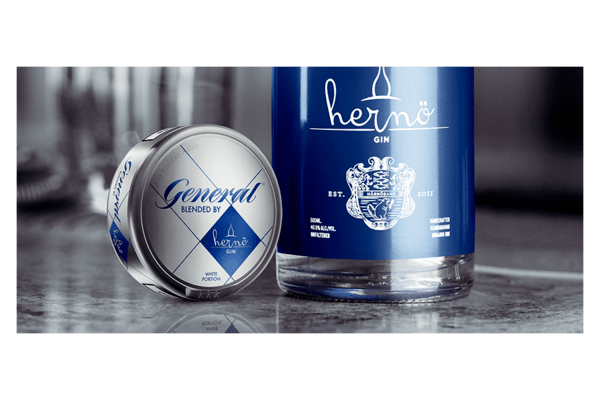 General Blended von Hernö Gin