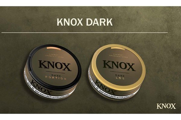 neues Knox Dark