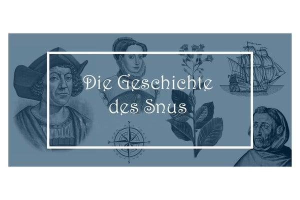 Snus-Geschichte - Teil 2: 1600-1799