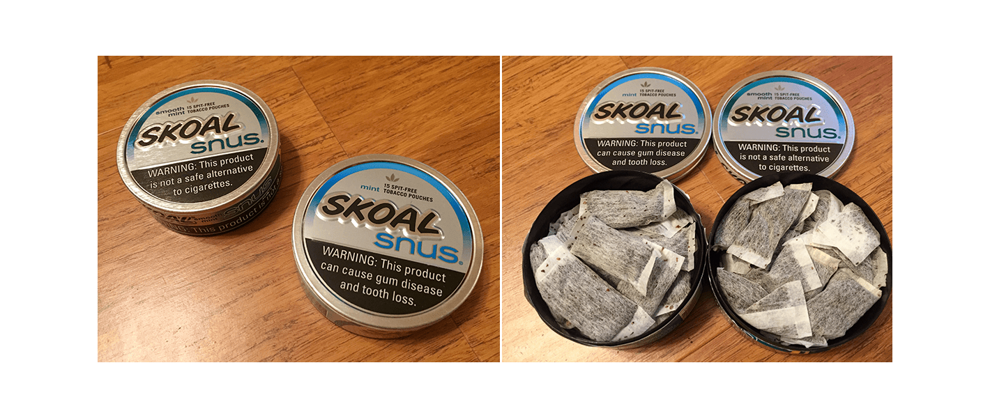 Snus in den USA gemäss Chad
