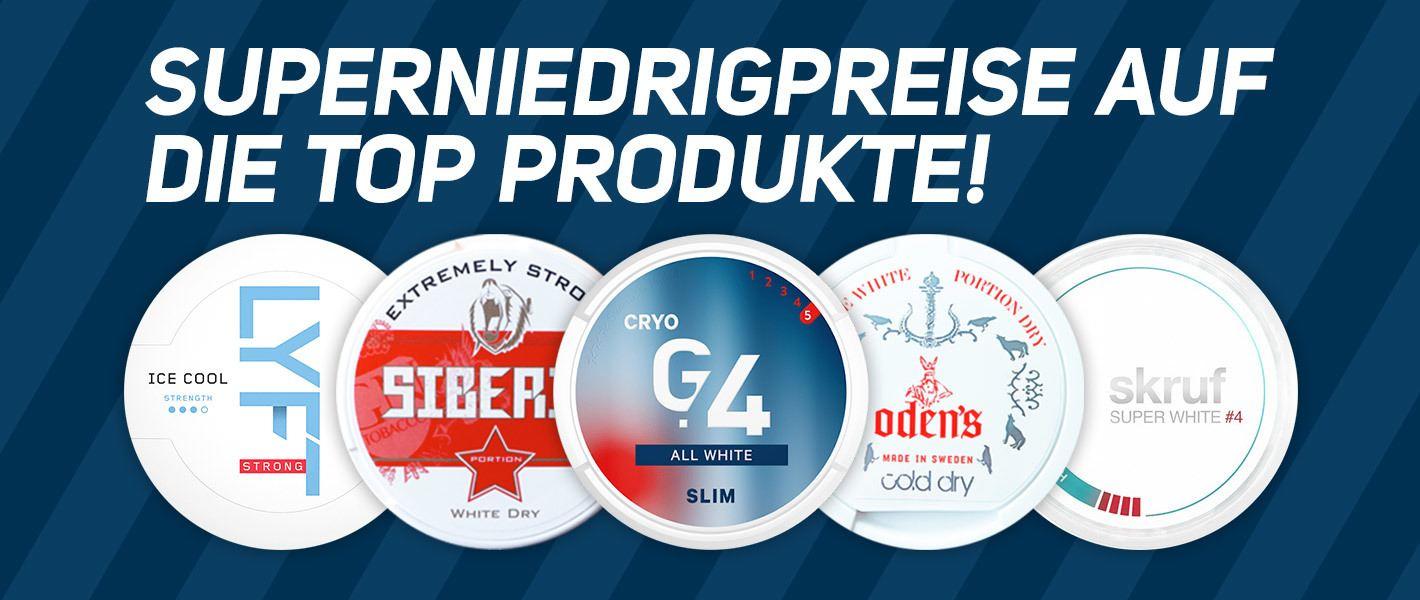 Superpreise auf Top Produkte