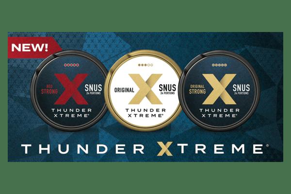 Thunder kommt in den USA auf den Markt